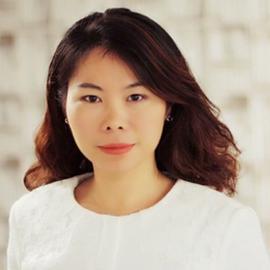 Photograph of Arila Zhou
