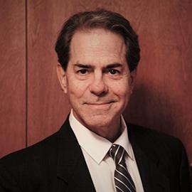 Photograph of David Shaheen