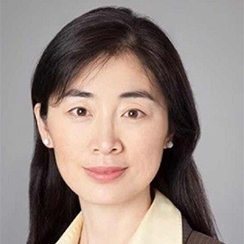 Photograph of Joan Wu