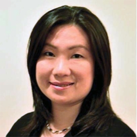Photograph of Susan Zhejun Tan