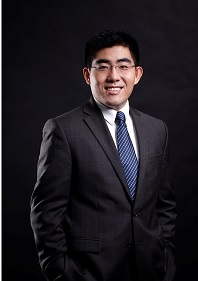 Photograph of Thomas Li