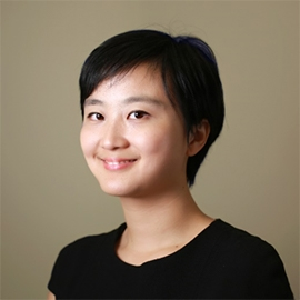 Photograph of Wenjie Sun