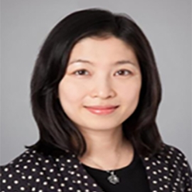 Photograph of Ying Li